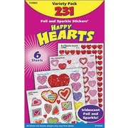 Trend Enterprises® Stickers, Happy Hearts