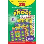 Trend Enterprises® Stickers, Frogs