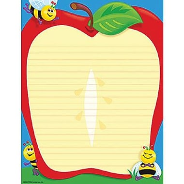 Trend Enterprises® Apple Learning Chart, Grades Kindergarten - 3rd