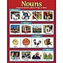 Trend Enterprises Nouns Learning Chart, Grades 1st -