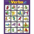 Trend Enterprises® Verbs Learning Chart, Grades 1st - 5th