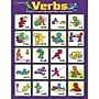 Trend Enterprises® Verbs Learning Chart, Grades 1st -