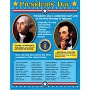 Trend Enterprises® Presidents Day Learning Chart