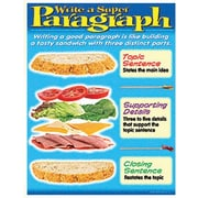 Trend Enterprises® Writing A Super Paragraph Learning Chart