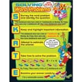 Trend Enterprises® Solving Word Problems Learning Chart
