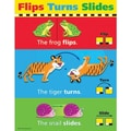 Trend Enterprises® Flips Learning Chart, Grades 1st - 3rd