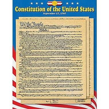 Trend Enterprises® U.S. Constitution Learning Chart