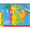 Trend Enterprises® Time Zones Learning Chart