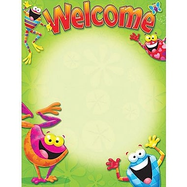 Trend Enterprises® Frog-Tastic® Welcome Learning Chart
