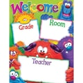 Trend Enterprises® Furry Friends™ Welcome Learning Chart