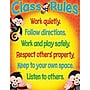 Trend Enterprises Monkey Mischief Class Rules Learning Chart