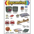 Trend Enterprises® Opuestos (Opposites) Spanish Learning Chart