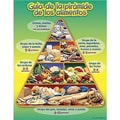 Trend Enterprises® Spanish Food Guide Pyramid Learning Chart