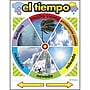 Trend Enterprises El Tiempo (spanish) Learning Chart
