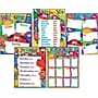 Trend Enterprises Furry Friends Classroom Basics Learning Chart