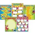 Trend Enterprises® Frog-Tastic® Classroom Basics Learning Chart