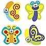 Trend Enterprises® SuperShapes Stickers, Beautiful Butterflies