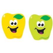 Trend Enterprises® SuperShapes Stickers, Happy Apples
