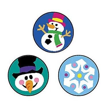 Trend Enterprises® SuperSpots® Stickers, Winter Joys