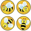 Trend Enterprises® SuperSpots® Stickers, Bees Buzz
