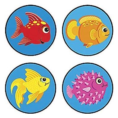 Trend Enterprises® SuperSpots® Stickers, Fun Fish