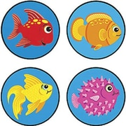 Trend Enterprises® SuperSpots® Stickers, Fun Fish