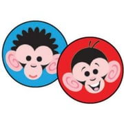 Trend Enterprises® SuperSpots® Stickers, Monkey Mayhem