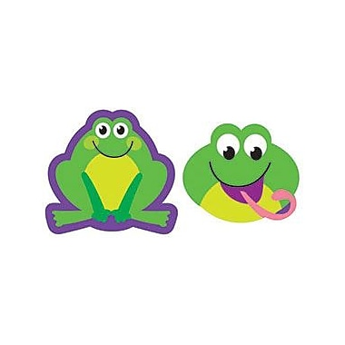 Trend Enterprises® SuperShapes Stickers, Frog Frenzy