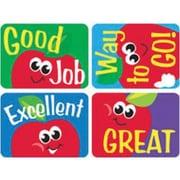 Trend Enterprises® Applause Stickers, Apples