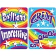 Trend Enterprises® Applause Stickers, Rainbows