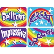 Trend Enterprises® Applause Stickers, Rainbows