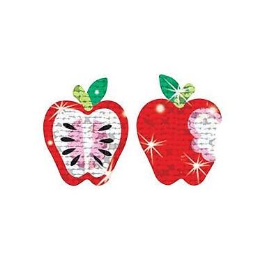 Trend Enterprises® Sparkle Stickers, Apple Dazzlers