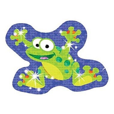 Trend Enterprises® Sparkle Stickers, Frog Pond Pals