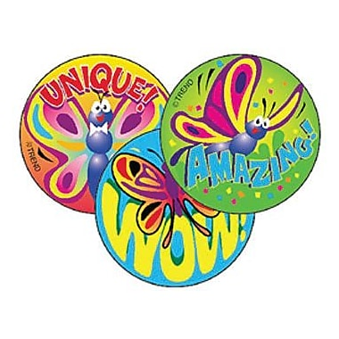 Trend Enterprises® Stinky Stickers, Beautiful Butterflies/Vanilla