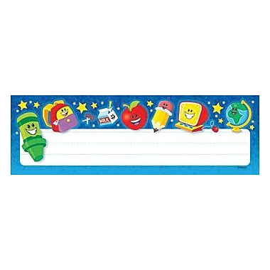 Trend® Desk Toppers® Kindergarten - 4th Grades Name Plate, Cool School Stuff