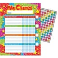 Trend Enterprises® Stars N Swirls Chore/Progress Chart
