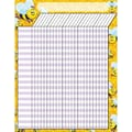Trend Enterprises® Large Incentive Chart, Bees
