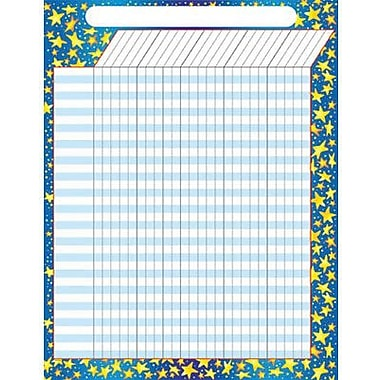 Trend Enterprises® Large Incentive Chart, Star Brights