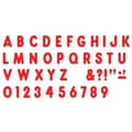 Trend Enterprises® Ready Billboard Uppercase Letter, 7in., Red