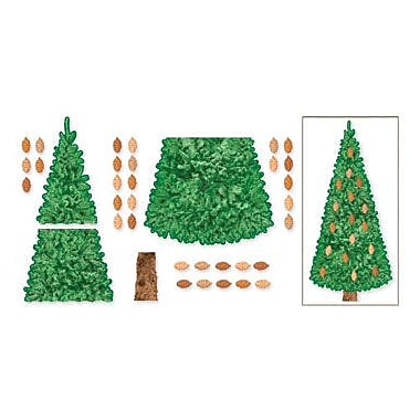 Trend Enterprises® Bulletin Board Set, Pine Tree