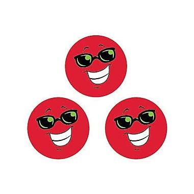 Trend Enterprises® Stinky Stickers, Red Smiles/Strawberry