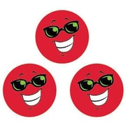 Trend Enterprises® Stinky Stickers, Red Smiles/Strawberry