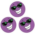 Trend Enterprises® Stinky Stickers, Purple Smiles/Grape