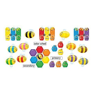 Trend Enterprises® Mini Bulletin Board Set, Color Bees