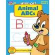 Trend Enterprises® Wipe -Off® Animal ABC Book