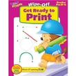 Trend Enterprises® Get Ready To Print Wipe-Off Book