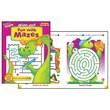 Trend Enterprises® Fun With Mazes Wipe -Off Book