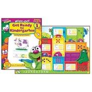 Trend Enterprises® Furry Friends Get Ready For Kindergarten Wipe-Off Book, Level 1
