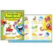 Trend Enterprises® Frog-Tastic Get Ready For Kindergarten Wipe-Off Book, Level 2