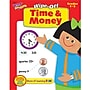 Trend Enterprises Time And Money Wipe-Off Book